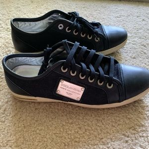 Dolce and Gabbana men's sneakers